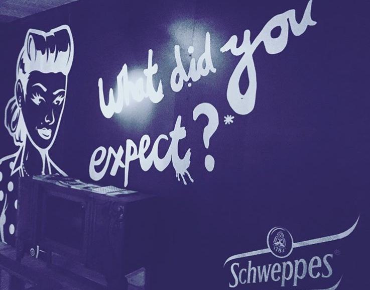 Publicité Schweppes - communication - marketing